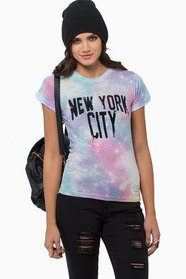 Stars in NY Top