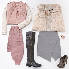Style Guide: Winter Pastels