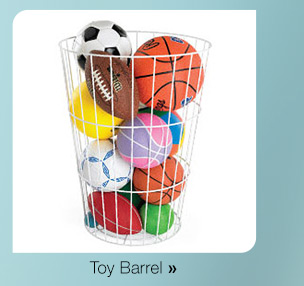 Toy  Barrel »