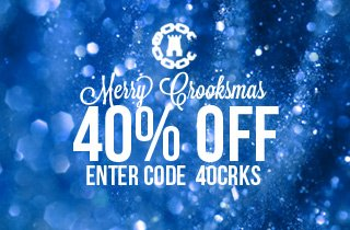 Merry Crooksmas: 40% Off