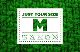 Just Your Size: Medium