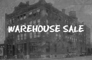 MRKT: Warehouse Sale