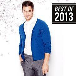 Best of 2013: Ballantyne, Bikkembergs, Class Roberto Cavalli, Karl Lagerfeld
