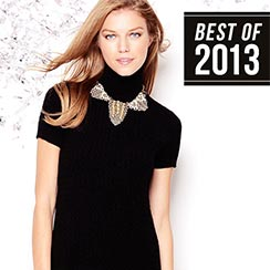 Best of 2013: Ballantyne, Cacharel, Twin Set by Simona Barbieri