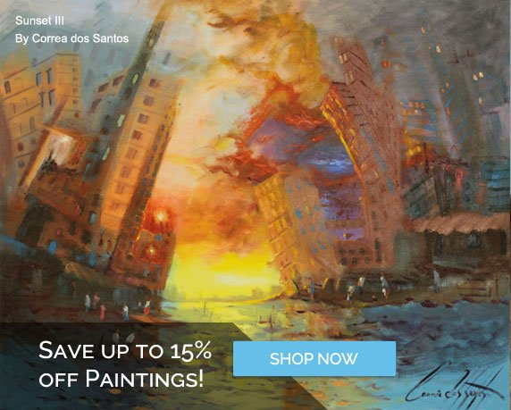 Save Up To 15% OFF Paintings - Shop Now