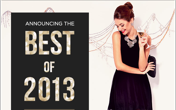 Announcing the Best of 2013