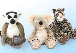 Play Pals: Dolls & Plush Toys
