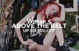 MRKT:Women's above the waist