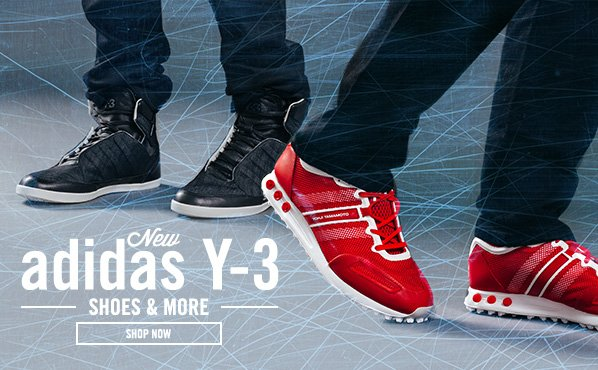 Shop NEW: adidas Y-3 Shoes & More