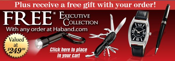 FREE Executive Collection Valued at $249.99