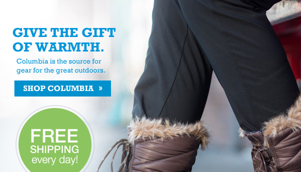 Beat Winter's Chill With Columbia Boots!