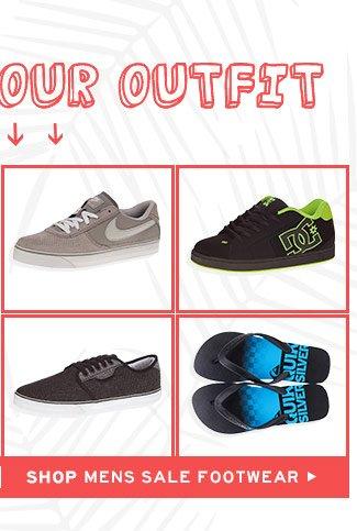 Shop Mens Sale Footwear