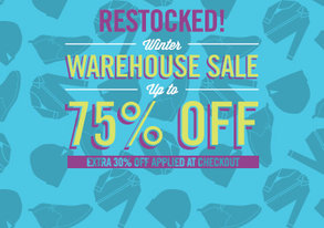 Shop Up to 75% Off: Winter Warehouse Sale