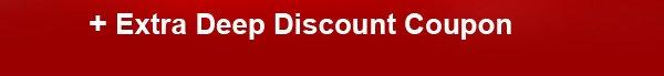 2013 FINAL SUPER SALE + FREE Express Shipping Upgrade + Extra Deep Discount Coupon