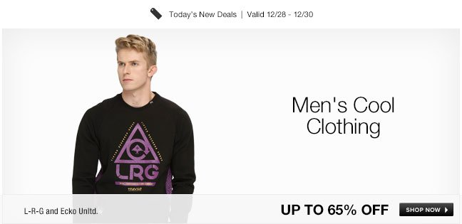 Mens Cool Clothing