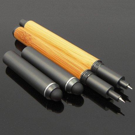 Eco-Essential Pen+Pencil Special Gift-Set // Incognito