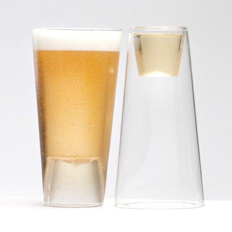 Beer Shot Light // Set of 4