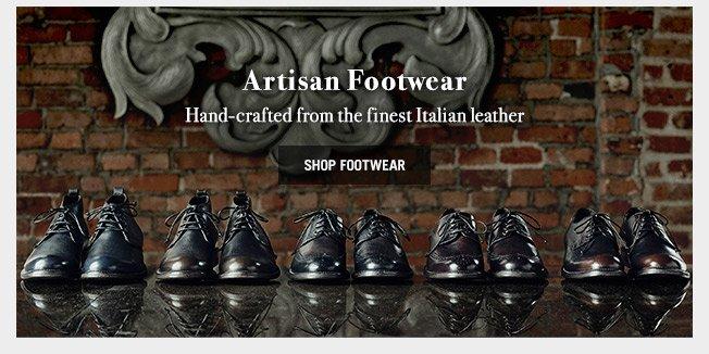 Artisan footwear