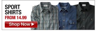sport shirts from 14.99 - shop now - click the link below