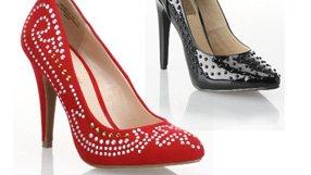 Feminine Heels by Envy and more