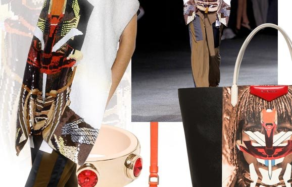 Breaking News! Givenchy SS14 is now online!
