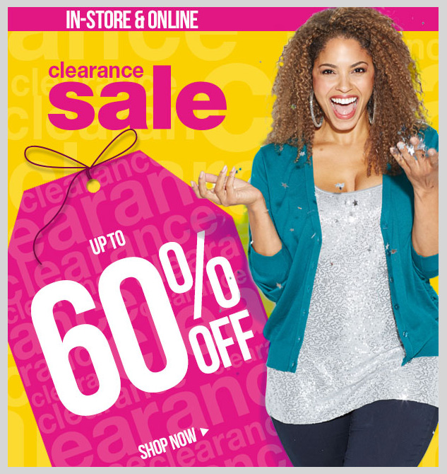 AFTER CHRISTMAS SALE - In-Stores and Online! Up to 60% OFF! SHOP NOW!