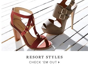 Resort Styles - - Check 'Em Out: