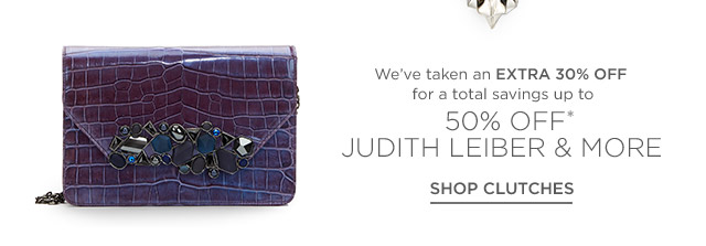 Up to 50% off Clutches