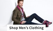 Shop Men's Clothing