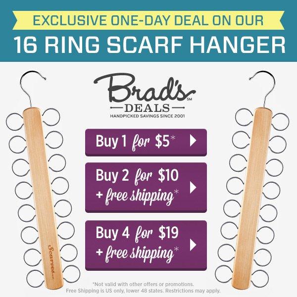 BradsDeals Exclusive Offer