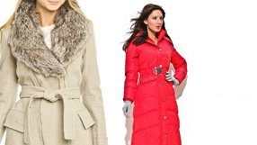 Coats from $99