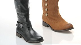 Boots and Booties Under $25