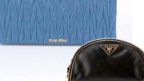 Prada and Miu Miu