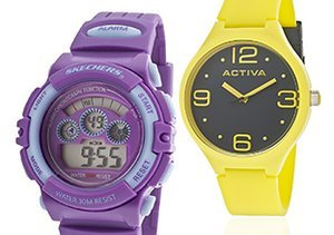 Telling Time: Kids' Watches