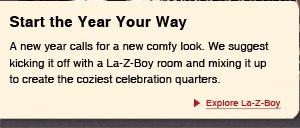 Explore La-Z-Boy