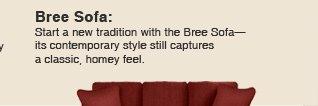 Bree Sofa