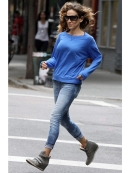 Koolaburra Preston Platform Wedge Sneaker as seen on Sarah Jessica Parker