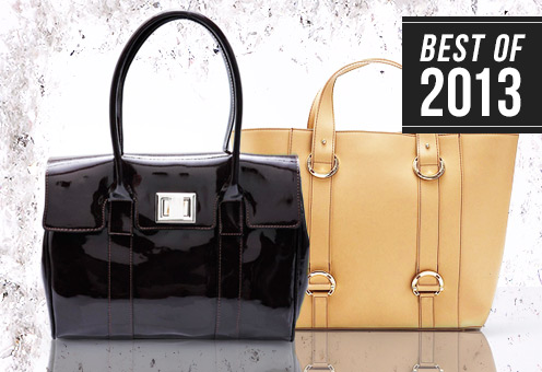 Best of 2013: Handbags ft. Ivanka Trump, London Fog, Sonia Ricci And More