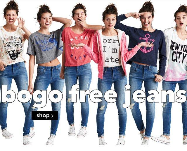 bogo free jeans