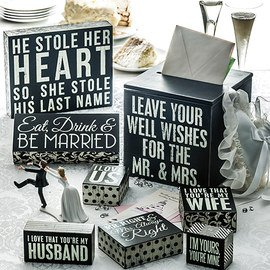 Wedding Perfect: Décor Gifts