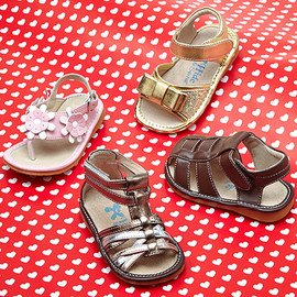 Step Right Up: Sandals