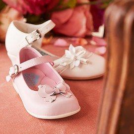 Wedding Perfect: Kids' Footwear