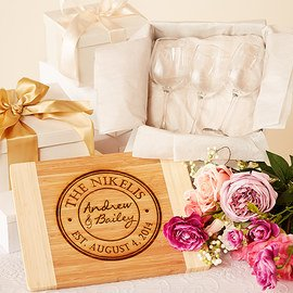 Wedding Perfect: Personalized Gifts