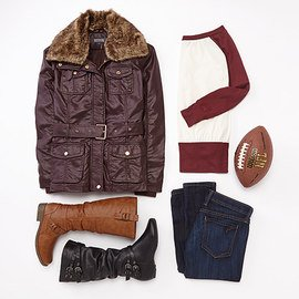 Shop the Look: Football Tailgate