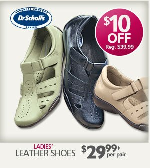 Leather Shoes $29.99 per pair