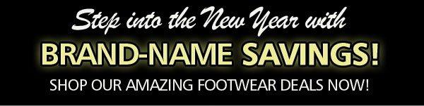 Footwear Deals Start at Haband!