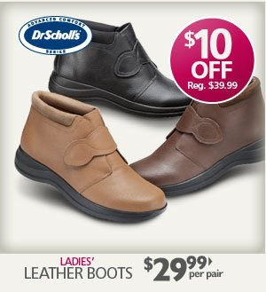 Leather Boots $29.99 per pair