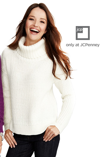 jcp only at JCPenney