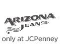 ARIZONA JEAN CO. only at JCPenney