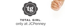 TOTAL GIRL® only at JCPenney